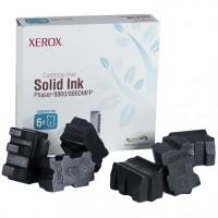 Брикети твердочорнильні Xerox CQ9201/9202/9203/9301/9302/9303 Cyan (37000 стр)