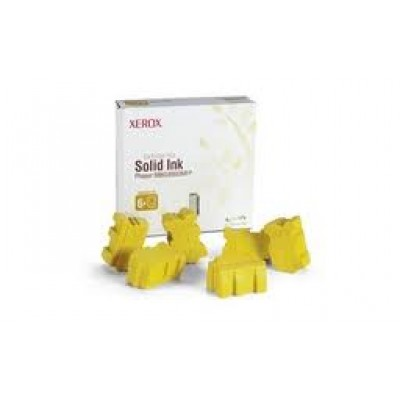 Solid ink briquettes Xerox CQ9201/9202/9203/9301/9302/9303 Yellow (37000 pages)
